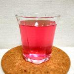 赤しそジュースの作り方…と注意点など