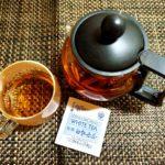 「最強の美肌茶」?…白茶はじめました:普通のお茶なので全然抵抗なく続けられると思うよ