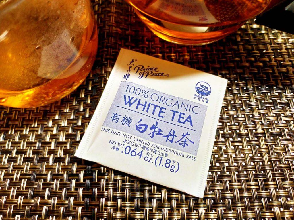 Prince of peace(プリンスオブピース) WHITE TEA パック