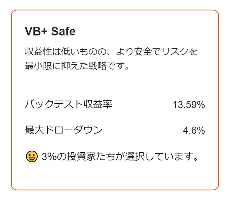 HEYBIT(ヘイビット) 「VB+ Safe」